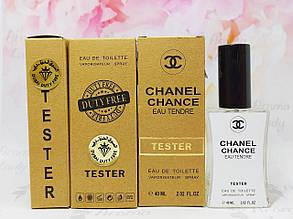 Тестер Chanel Chance Eau Tendre (Шанель Шанс Тендер) 40 мл