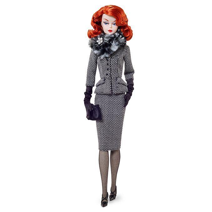 Лялька Барбі Силкстоун Кращий спосіб 2020 The Best Look Barbie Silkstone з додатковим набором одягу