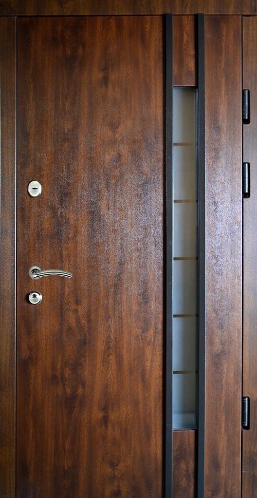 Двері вхідні Thermo steel Хай Тек 20-04