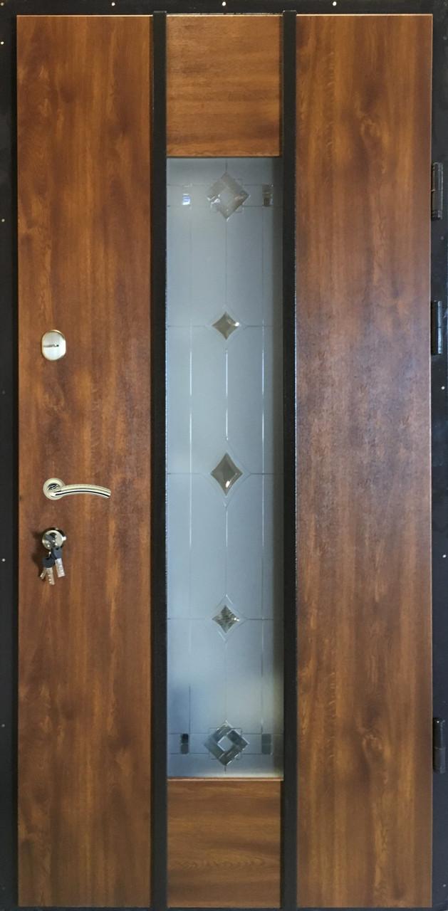 Двері вхідні Thermo steel Хай Тек 20-07