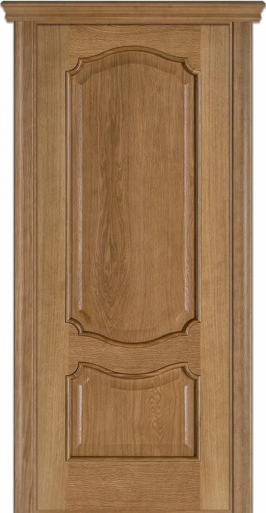 Двері міжкімнатні Terminus Модель 41 Дуб даймонд, глуха, 60см