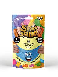 """Креативна творчість """"Stretch Sand"""" пакет 350г укр(12)"""