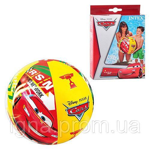 Мяч 58053 (36шт) 61 см, ТЧ, в кор-ке, 19-13-2,5см