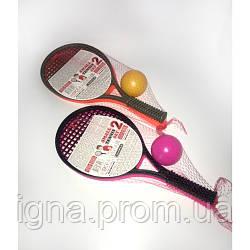 Набір для тенісу М2 (арт.5246 ) 42x19x2,6см -/30 Максимус
