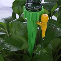 Аква конус, автоматический капельный полив растений 12 шт