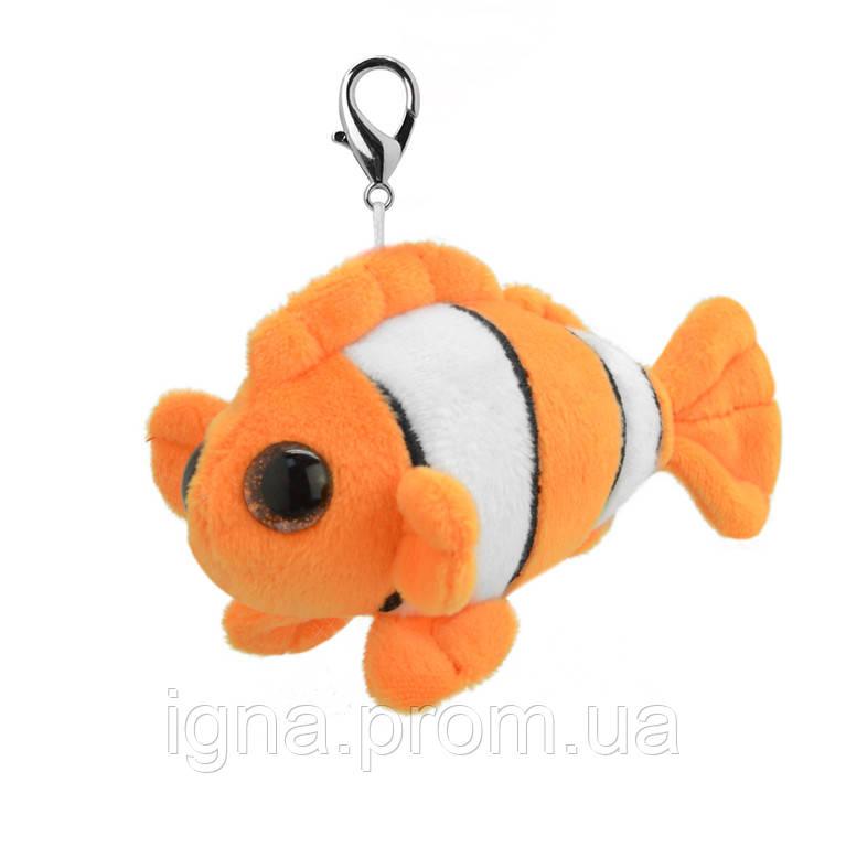 Іграшка м'яка яконабивна Риба