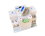 Автомат введення резерву АВР ATS 2P 63А 220В переключатель TOQ3-63, фото 3