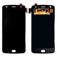 Дисплей модуль Motorola Moto Z2 Play XT1710 Черный