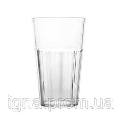 Стакан стеклопластик 420мл GS-053 (128шт)