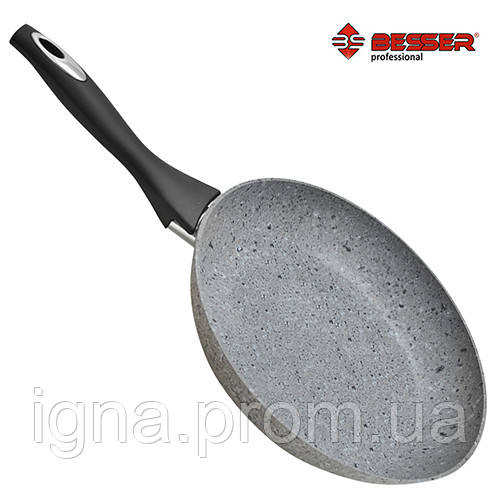 "Сковорода литая покрытие ""Granite"" инд.дно 26см 10335 (12шт)"