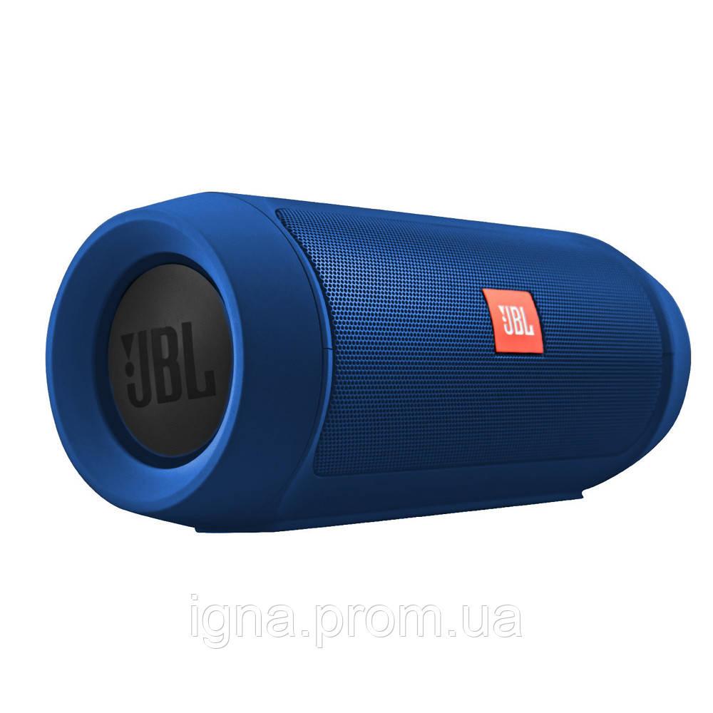 JBL Charge 2+ Bluetooth Speaker (Blue)