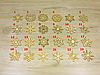 """Елочные игрушки из фанеры """"Снежинка"""" (форма №47) (2200), фото 2"""
