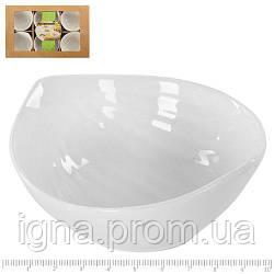 Соусницы фарфор 6шт/наб 10.5*10см R22040 (24наб)