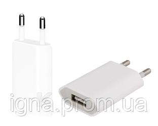 Зарядний пристрій Home charger for Apple (1000 mA) 4G orig