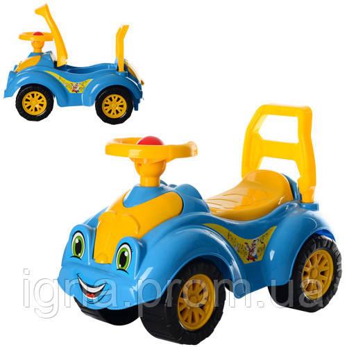 """Іграшка """"Автомобіль для прогулянок ТехноК"""", арт.3510"""