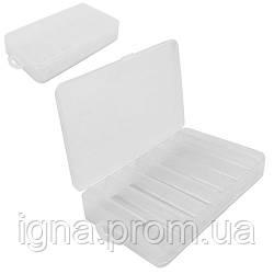 Коробка для снастей 19.5*11.5*3.7см SF24109 (130шт)