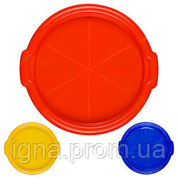 Поднос пластик 35см PT-70917 (40шт)