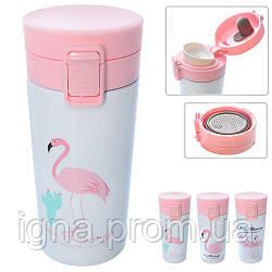 "Стакан-термос ""Фламинго"" 380мл R83446 (50шт)"