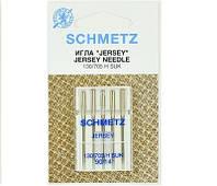 """Иглы Schmetz """"Jersey"""" №90 для вязанных и трикотожных материалов"""