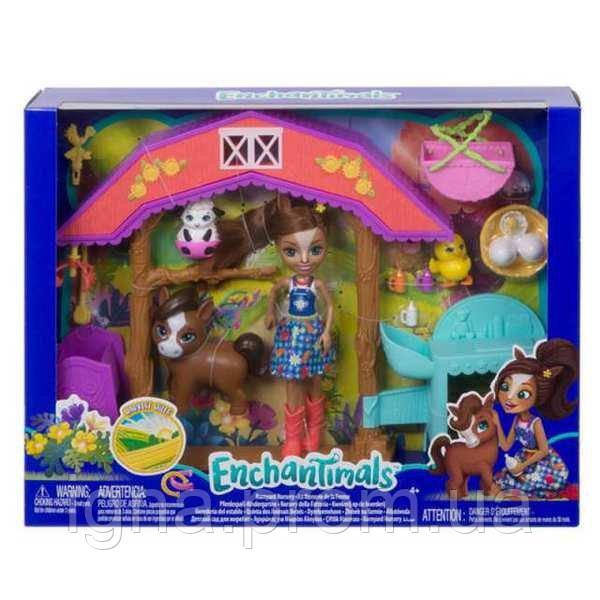 """Ігровий набір """"Дитячий садок для звірят"""" Enchantimals"""