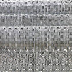 2103 Клейонка вінілова ажурна з сріблом 1,37*20м (2шт)
