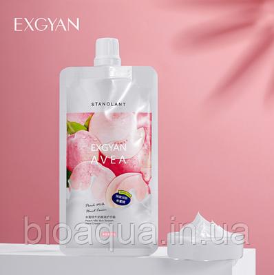 Крем для рук EXGYAN Peach Milk с экстрактом персика 50 g