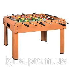 Футбол 2031 (1шт) деревянный, в кор-ке, 94-51-73см