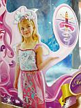 Літаюча лялька фея Frozen 2 види (зі светоми звуком), фото 4