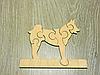 """Пазлы-сортер для детей """"Собачка"""" (форма №5) (2205), фото 2"""