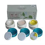 Зеленый чай 3/1- Жемчужный набор с полным эффектом удаления пигментных пятен и веснушек., фото 3