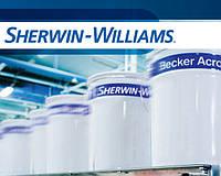 Краски, эмали, грунтовки, пропитки и лаки для дерева от компании «Sherwin-Williams» .