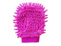 Рукавичка для миття машини Leepee Рожевий