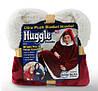 Плед Худи Huggle С Капюшоном Ultra Plush Blanket Hoodie Толстовка Плед С Капюшоном, фото 5