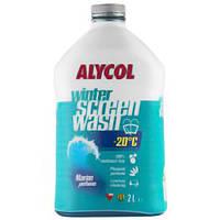 Зимний омыватель стекла, Alycol Winter Screenwash, 2L
