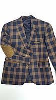 Пиджак для мальчика, подростковая одежда 11-15 лет