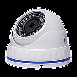 Антивандальная IP камера Green Vision GV-103-IP-X-DOC50-20 POE 5MP, фото 2
