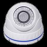 Антивандальная IP камера Green Vision GV-103-IP-X-DOC50-20 POE 5MP, фото 3