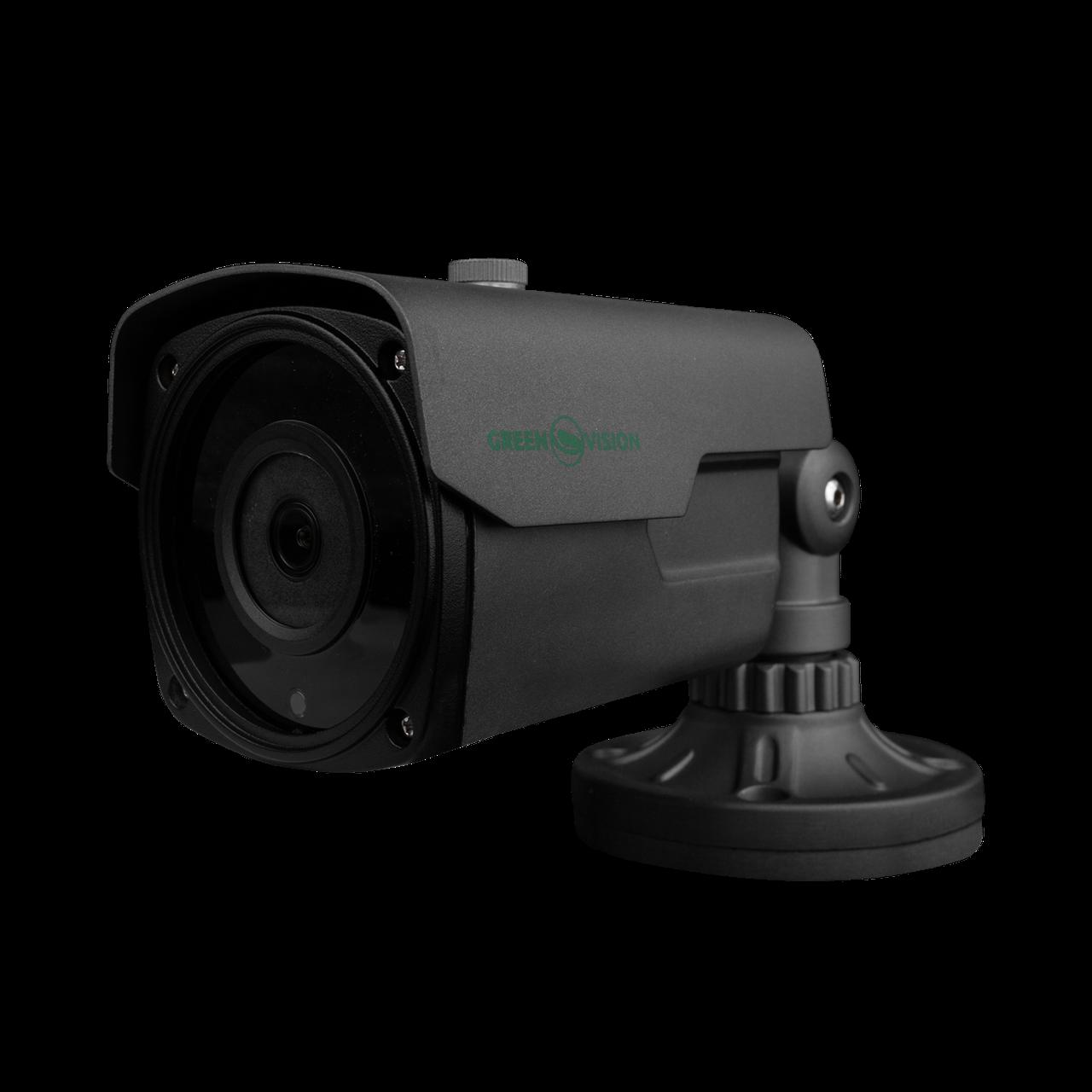 IP камера наружная I GreenVision GV-063-IP-E-COS50-40 Gray