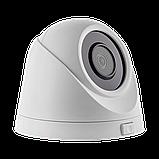 Антивандальная IP камера GreenVision GV-109-IP-E-DOF50-30 POE 5MP (Ultra), фото 2