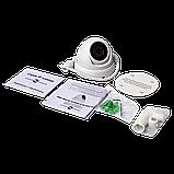 Антивандальная IP камера Green Vision GV-099-IP-E-DOS50-20 POE 5MP, фото 4