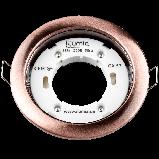 Светильник Ilumia с лампой 6W GX53 Медь 90mm круг врезной (053), фото 2