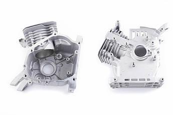 Блок двигателя на Мотоблок 168F (6,5 Hp Лошадиных Сил) (Ø68,00) ST