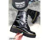 Ботинки демисезон на тракторной подошве NINA_MI., фото 2