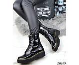 Ботинки демисезон на тракторной подошве NINA_MI., фото 3