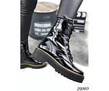 Ботинки демисезон на тракторной подошве NINA_MI., фото 4