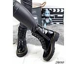 Ботинки демисезон на тракторной подошве NINA_MI., фото 5