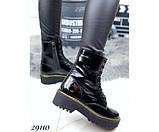 Ботинки демисезон на тракторной подошве NINA_MI., фото 6