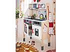 Детская деревянная кухня PlayTive Junior с часами Германия, фото 5