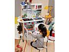 Детская деревянная кухня PlayTive Junior с часами Германия, фото 4