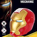 Копилка-сейф UKC Iron Man Красный (20053100304), фото 7